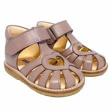 Angulus Begyndersandal m. Velcro Make-Up 0572-101-8146