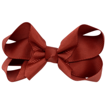 Bow's By Stær Bow (Rust Red)