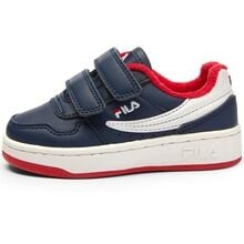 Fila Arcade Velcro Infants Navy Red