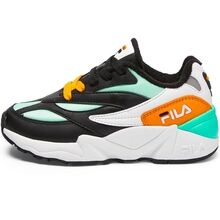 Fila V94M Sneaks Black Bascay Green