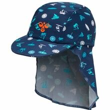 Hummel Dark Denim Beach UV Solhat
