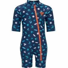 Hummel Dark Denim Beach Swim UV Suit