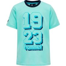 Hummel Blue Tint Shadow T-Shirt
