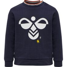 Hummel Black Iris Carl Sweatshirt