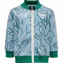 Hummel Blue Fog Philip Zip Cardigan