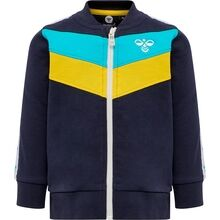 Hummel Black Iris Alonso Zip Cardigan