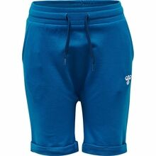 Hummel Mykonos Blue Flicker Shorts