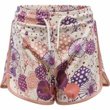Hummel Mother Of Pearl Coral Shorts