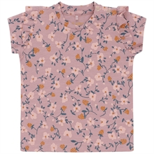 Soft Gallery Woodrose AOP Flowerberry Sif T-shirt