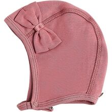 Racing Kids Baby Hat Bow Light Rose