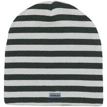 Racing Kids Beanie Windproof 2-lager Forest Green/Offwhite