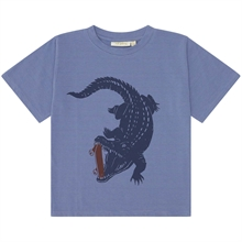 Soft Gallery Croissant Crocoskate Dain T-shirt