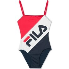 Fila Kate True Red Black Iris Bright White Badedragt
