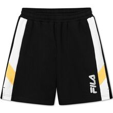 Fila Mio Black Bright White Lemon Chrome Shorts