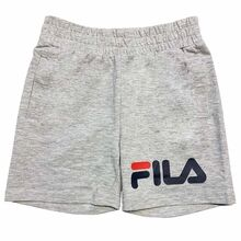 Fila Zoe Basic Light Grey Melange Shorts