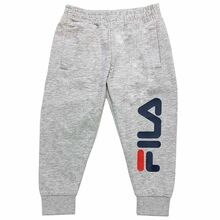 Fila Patri Light Grey Melange Bianco Sweatpants