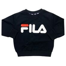 Fila Tim Crew Shirt Black