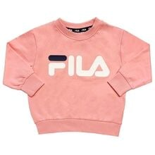 Fila Tim Crew Shirt Coral Blush