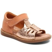 Bisgaard Original Cannie Sandal Rose Gold