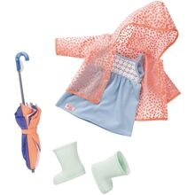 Our Generation Deluxe Dollwear - Rainsuit