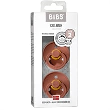 Bibs Color Latex Sutter 2-pack Round Woodchuck