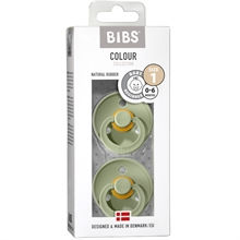 Bibs Color Latex Sutter 2-pack Round Sage
