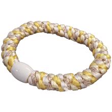 Bow's by Stær Hairties Multi Yellow Ivory Glitter