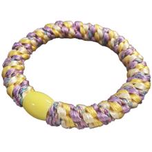 Bow's by Stær Hairties Multi Purple Yellow Glitter