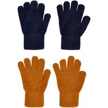 CeLaVi Fingervanter Magic 2-Pack Pumpkin Spice