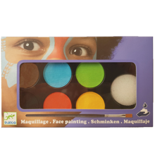 Djeco Maquillage Palette 6 Colours Nature