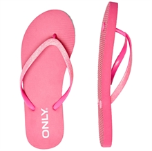 Kids ONLY Ellen Knockout Pink Flip Flops