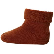 MP 722 Wool Terry Socks 3127 Burned Orange