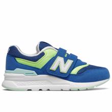 New Balance Blue Heritage Sneakers