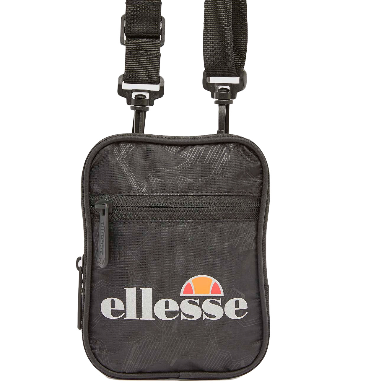Ellesse Black Galla Small Item Bag