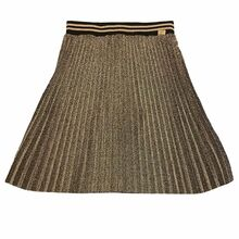 Little Marc Jacobs Girl Skirt Dore Gold Glitter