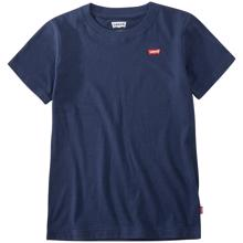 Levis Tee SS Batwing Chest Hit Dress Blue