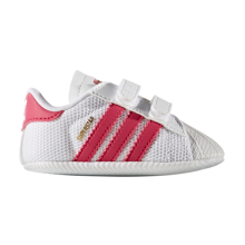 adidas Baby Superstar Sneakers White/Pink