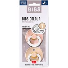 Bibs Color 2-Pack Night Collection Blush / Vanilla