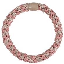 Bow's by Stær Braided Hairties Multi Warm Peach Gold