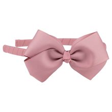 Bow's by Stær Hairband 11 cm (antique rose)