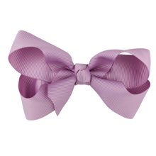 Bow's By Stær Bow 8 cm (dusty lilla)