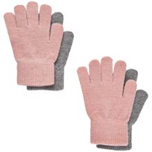 CeLaVi Fingervanter Magic 2-Pack Misty Rose