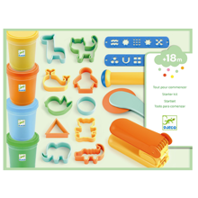 Djeco Light Clay Starterkit