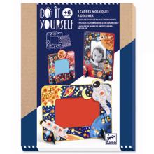 Djeco Do It Yourself Mosaics Frames Space