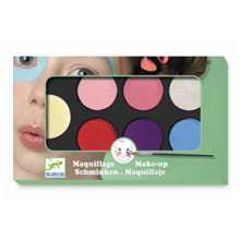 Djeco Maquillage Palette 6 Colours Sweet