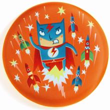 Djeco Flying Disc Superhero