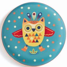 Djeco Flying Disc Owl