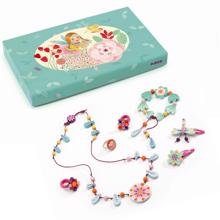 Djeco Jewellery Set Flower Paradise