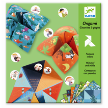 Djeco Origami Fortune Tellers Animals