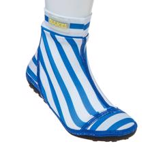 Duukies Beachsocks Blue Stripes